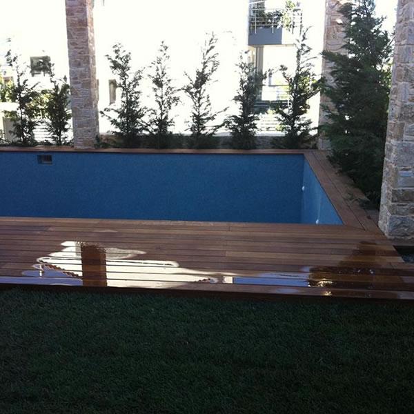 Ξύλινα πατώματα - deck - Σύγχρονα ξύλινα πατώματα άριστης ποιότητας για τη διακόσμηση της κατοικίας.