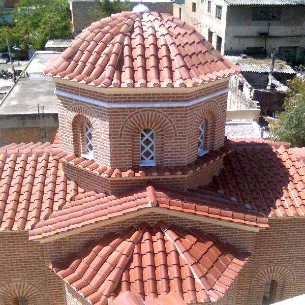 Εκκλησίες και Ιεροί Ναοί - Κατασκευάζουμε εκκλησίες χτίζοντας και επενδύοντας τους τοίχους.